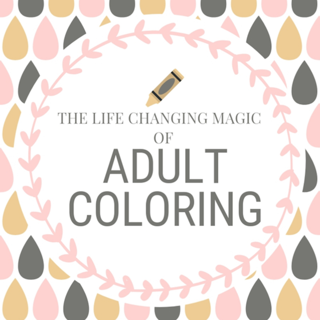 Queerly Not Straight The Life Changing Magic Of Adult Coloring Fangirlish