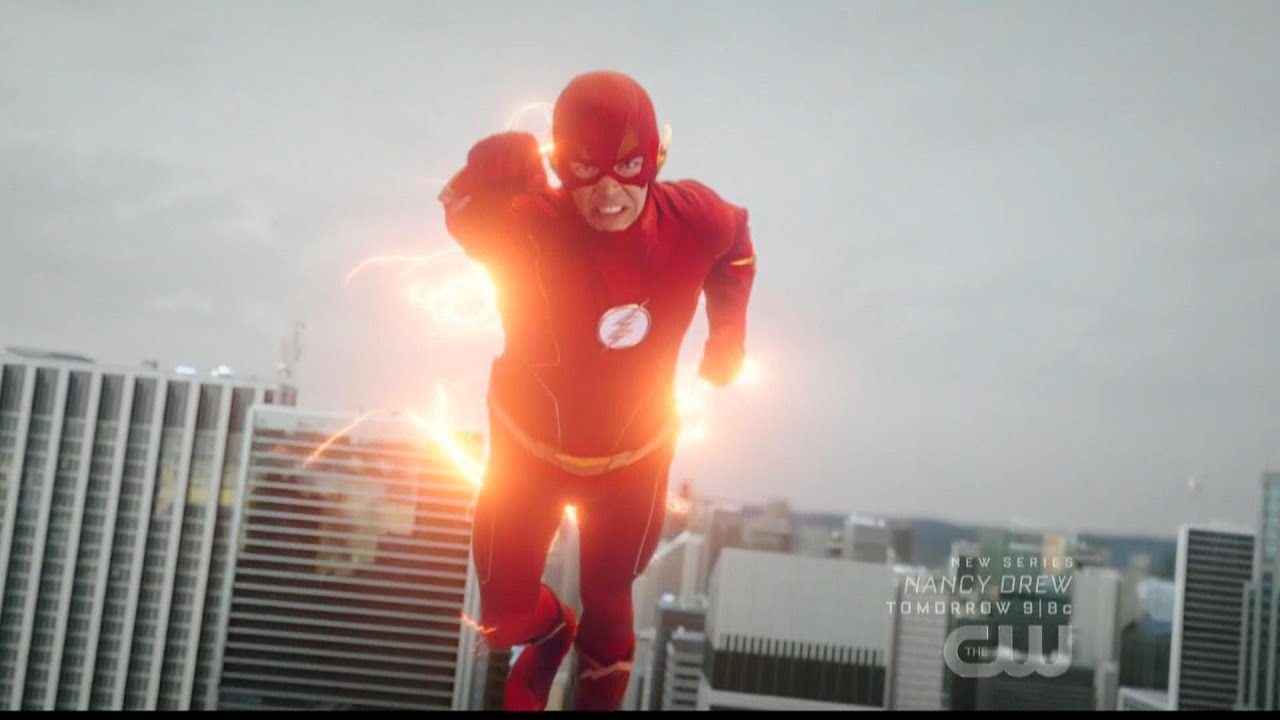 The Flash Episode 5x13 Review The Good Bad And Ugly Of Goldfaced Fangirlish