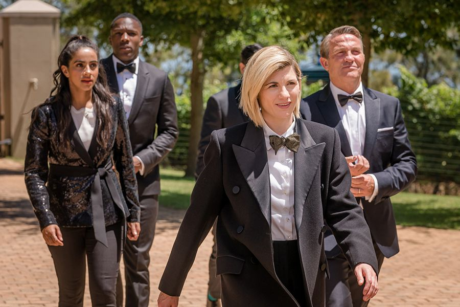 'Doctor Who' 12x02 Review: Spyfall - Part One