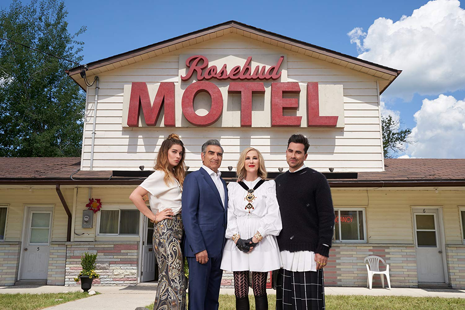 Fond Farewell: 'Schitt's Creek' Finale Roundtable