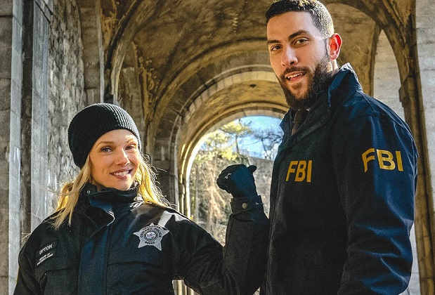 FBI - CHICAGO PD CROSSOVER