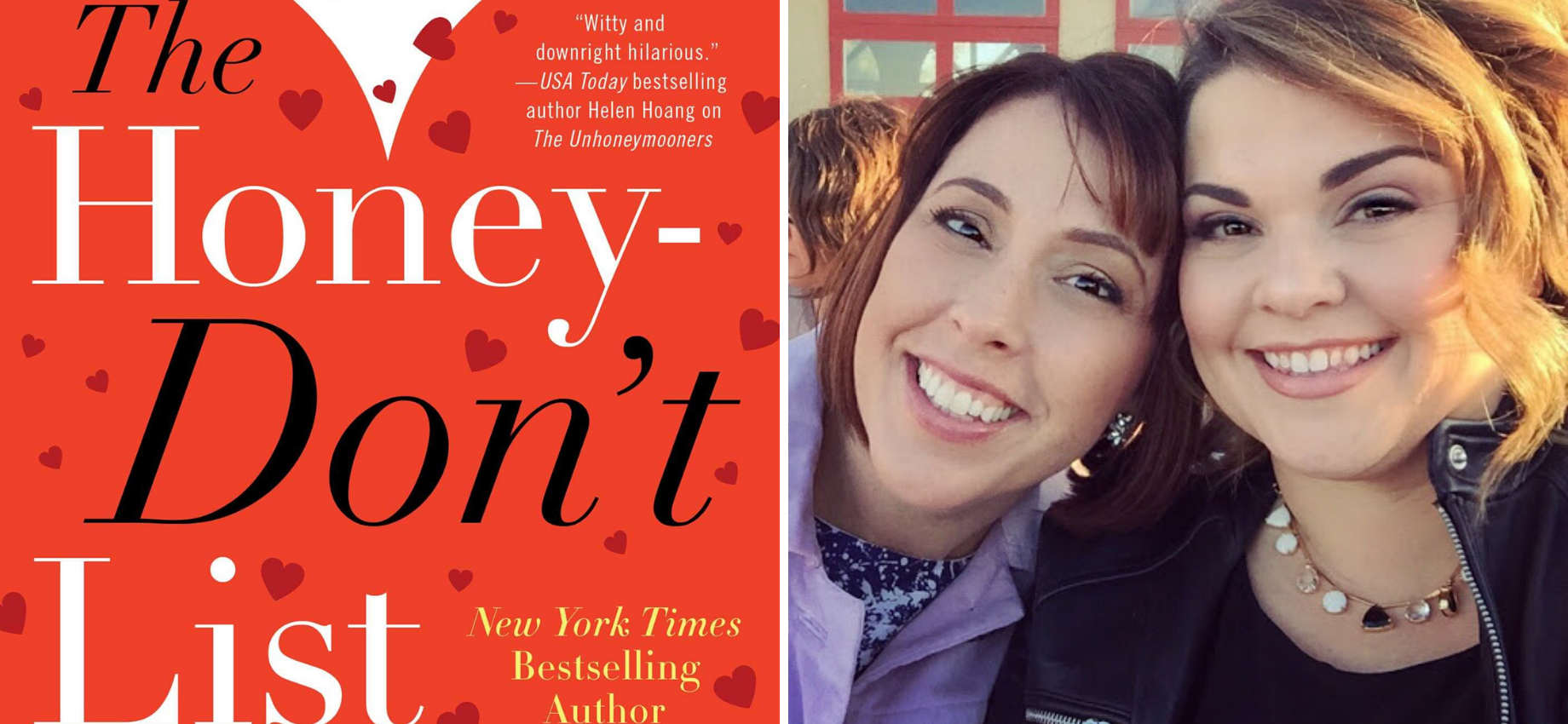 Turning the Pages: The Honey-Don't List by Christina Lauren