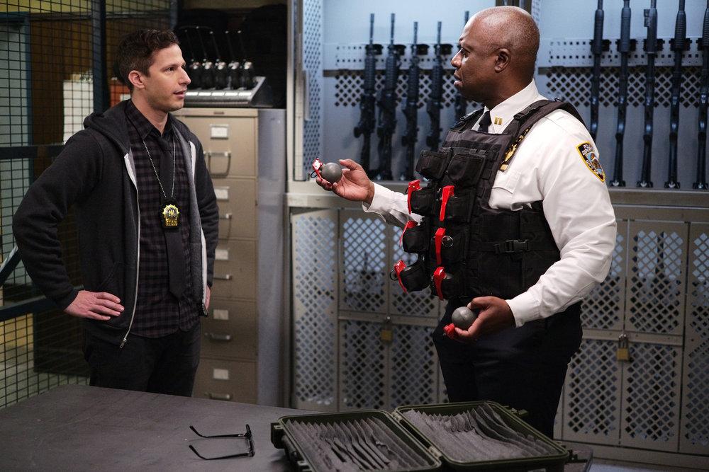 "'Brooklyn Nine-Nine' 7x12 Review: ""Ransom"""