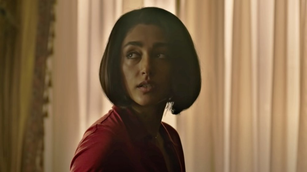 EXCLUSIVE: 'Extraction's Golshifteh Farahani Talks Women, Guns, and Being a Badass