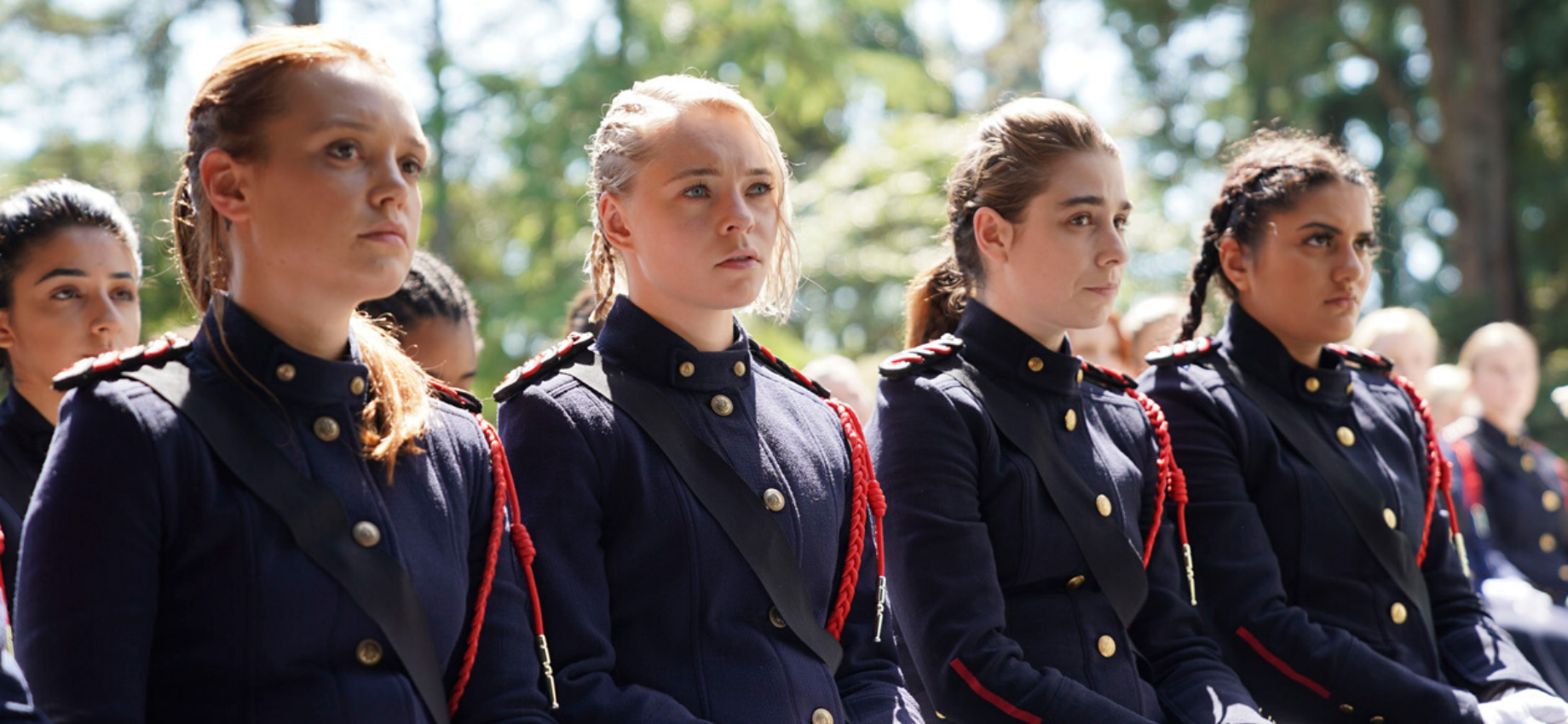 "'Motherland: Fort Salem' 1x09 Review: ""Coup"""