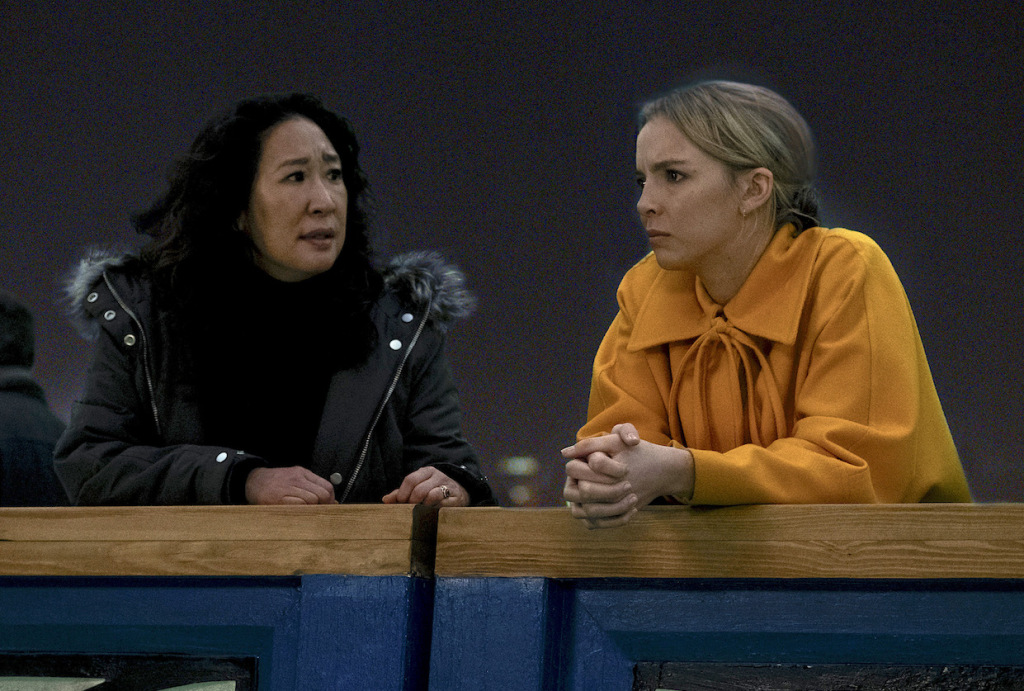 'Killing Eve': Favorite #Villaneve Art to Make You Swoon