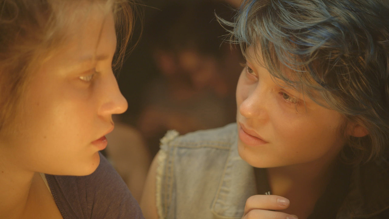 A-Z Movie Reviews: 'Blue Is The Warmest Color' | Fangirlish