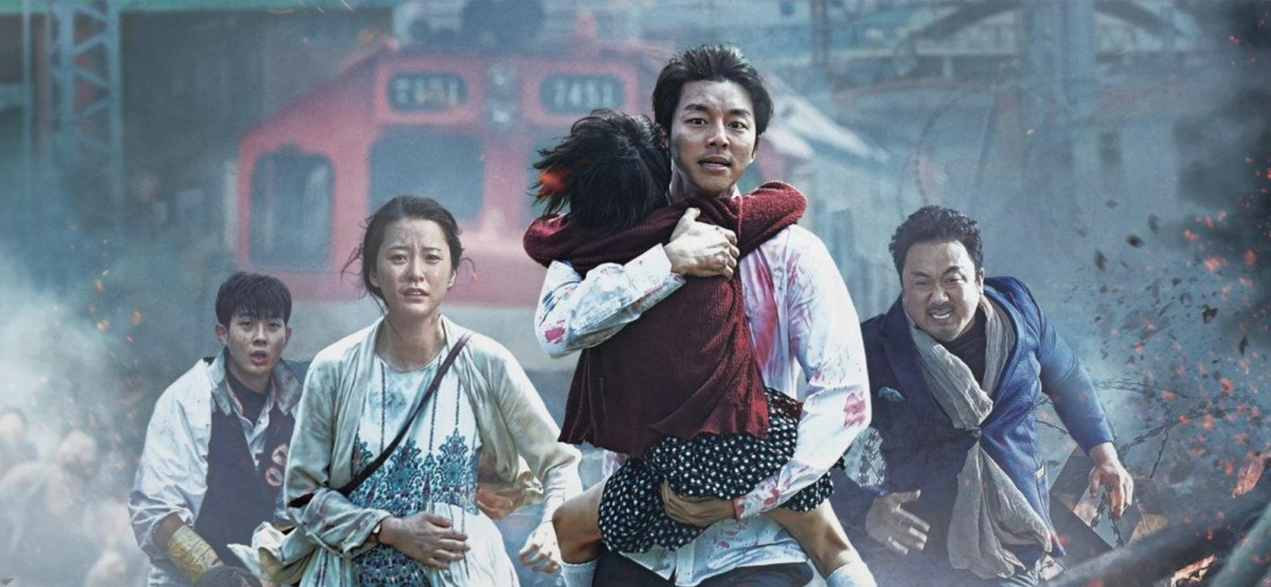 You Need to Stop Sleeping on 'Train to Busan'