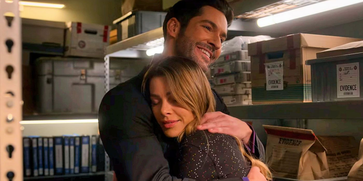 """5 Scenes You Can't Miss From 'Lucifer' 5x09 """"Family Dinner"""""""
