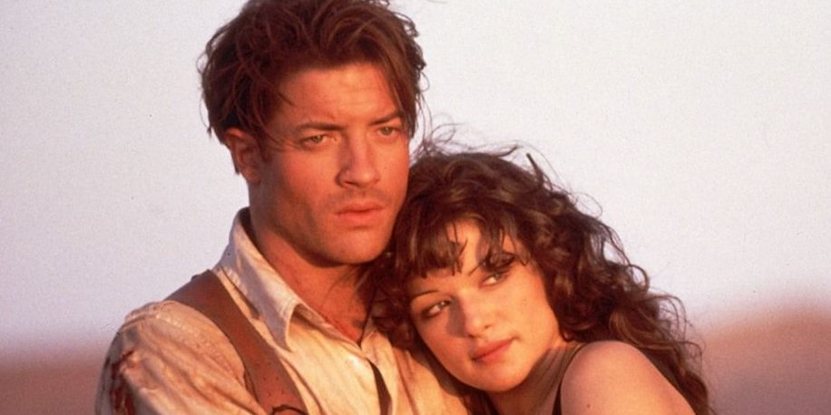 I Will Go Down with This Ship: Rick/Evie from 'The Mummy' Edition