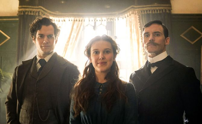 'Stop and Fangirl' Episode 105: 'Enola Holmes' Review