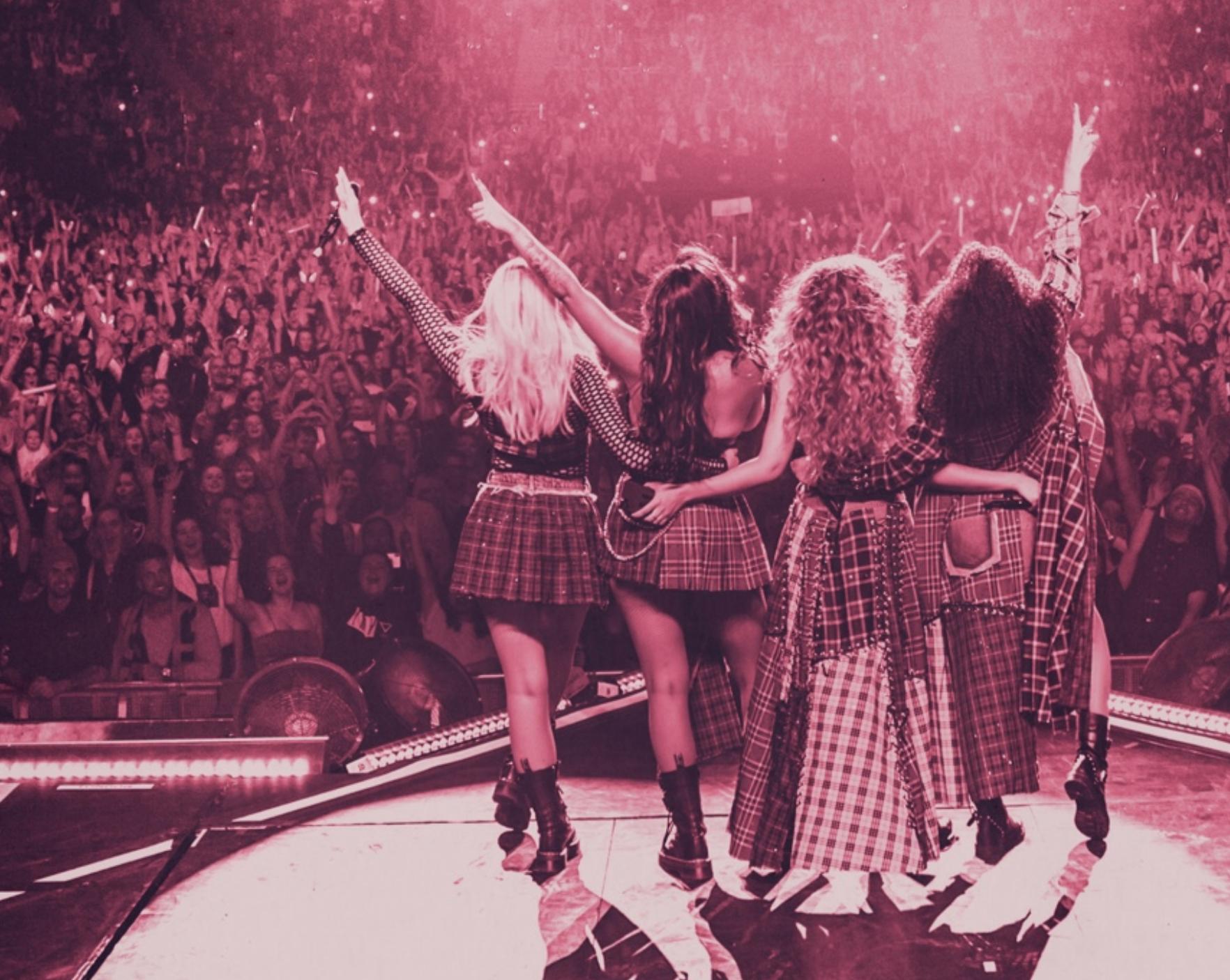 Little Mix Annouces 'Little Mix: LM5 – The Tour Film' | Fangirlish