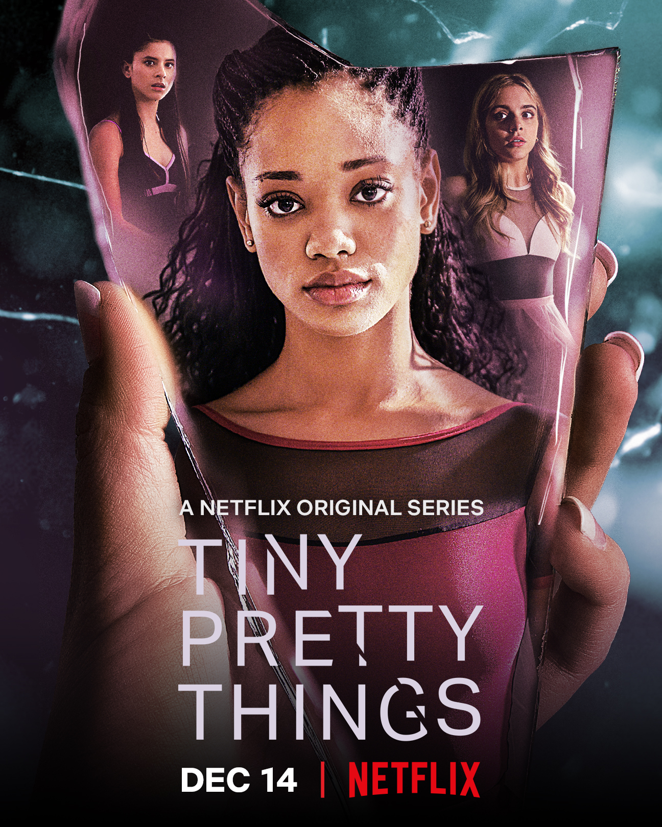 Tiny Pretty Things' Release Its Trailer! Fangirlish News