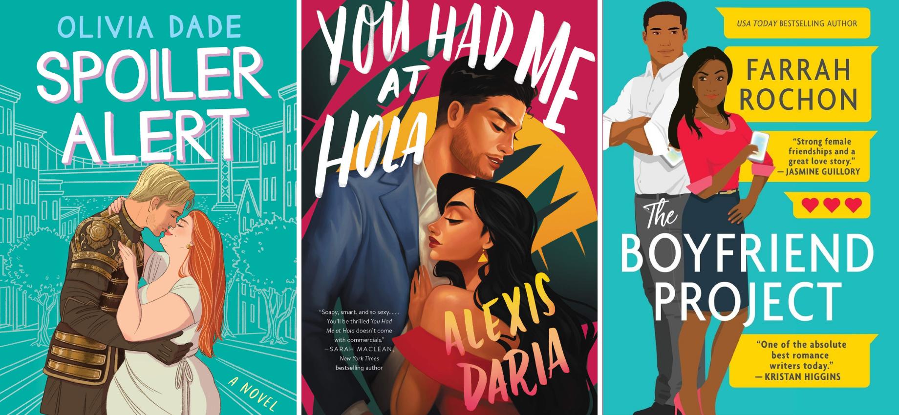 Best Romance Novels of 2020