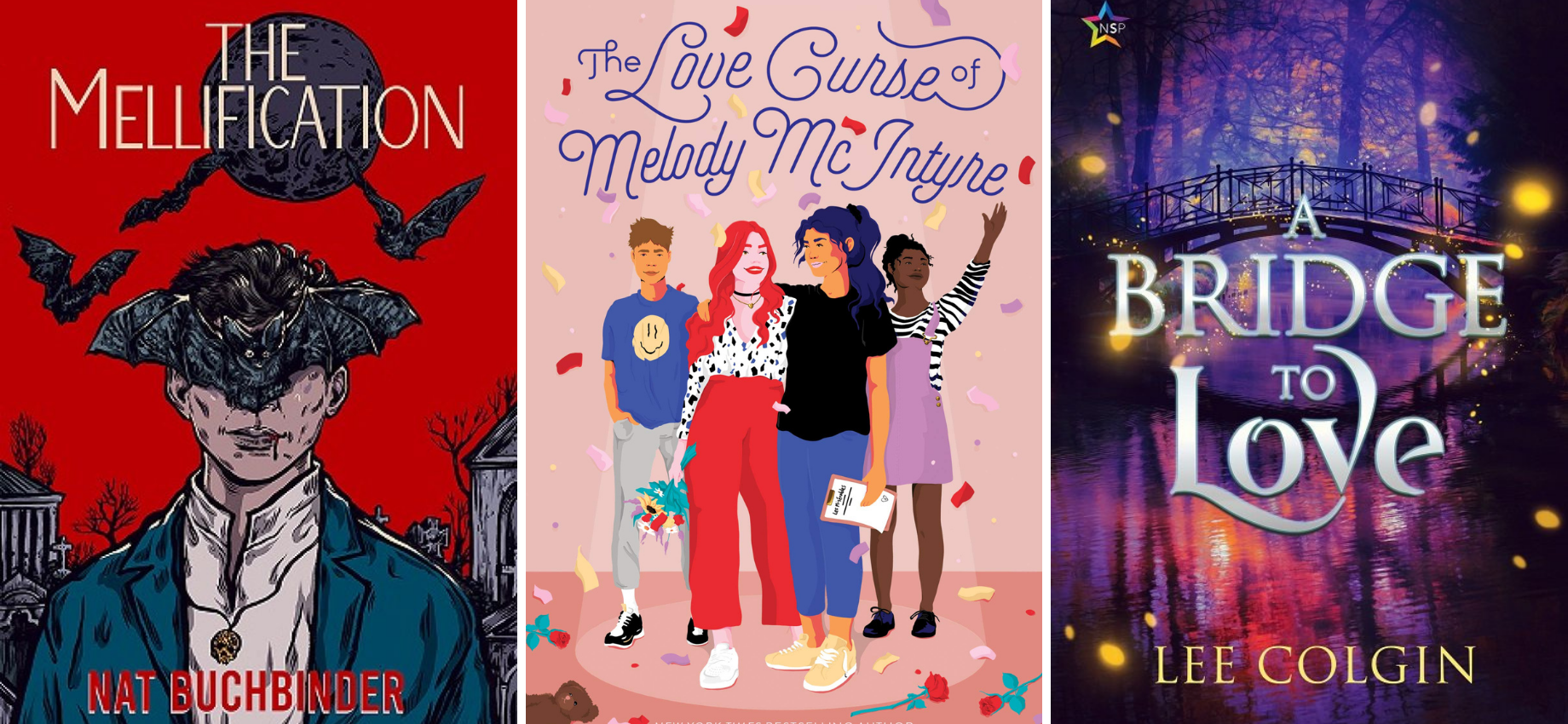 Queerly Not Straight: 10 LGBTQ+ Books You Should Read This December