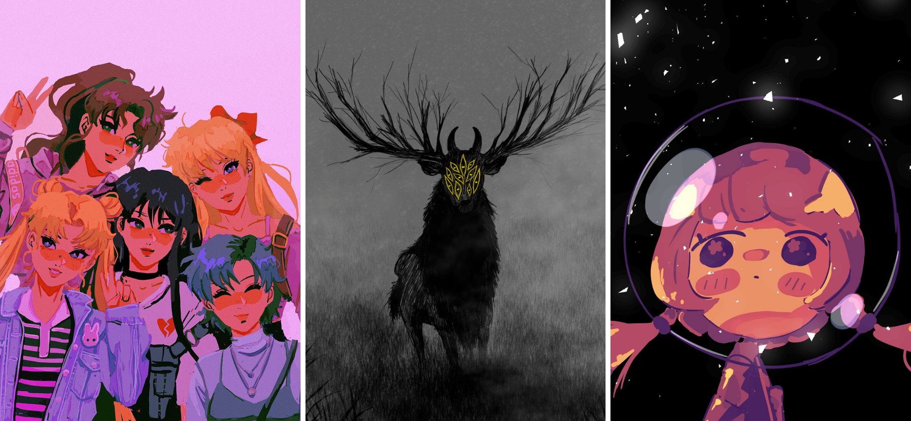 Queerly Not Straight: 20 #VisibleNonbinary Artists You Should Follow