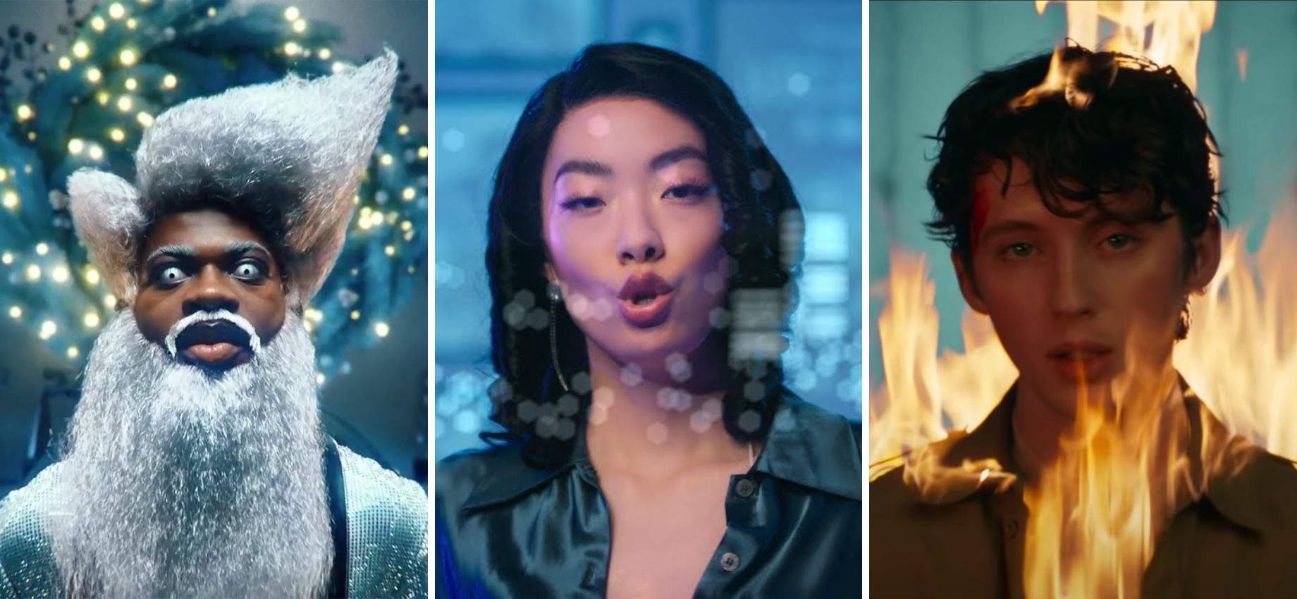 Our Favorite LGBTQ+ Artists of 2020