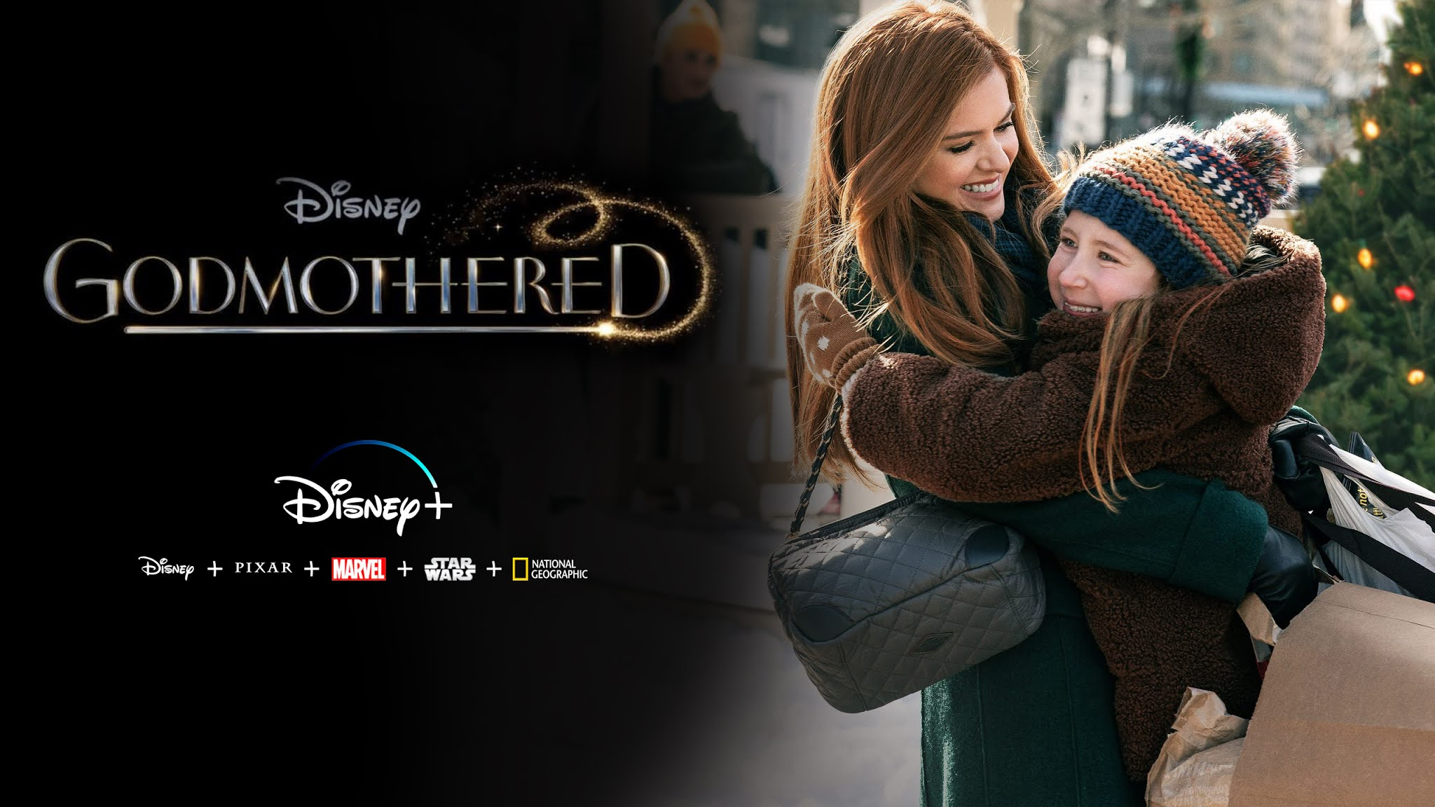 "Fangirlish Countdown to Christmas: ""Godmothered"""