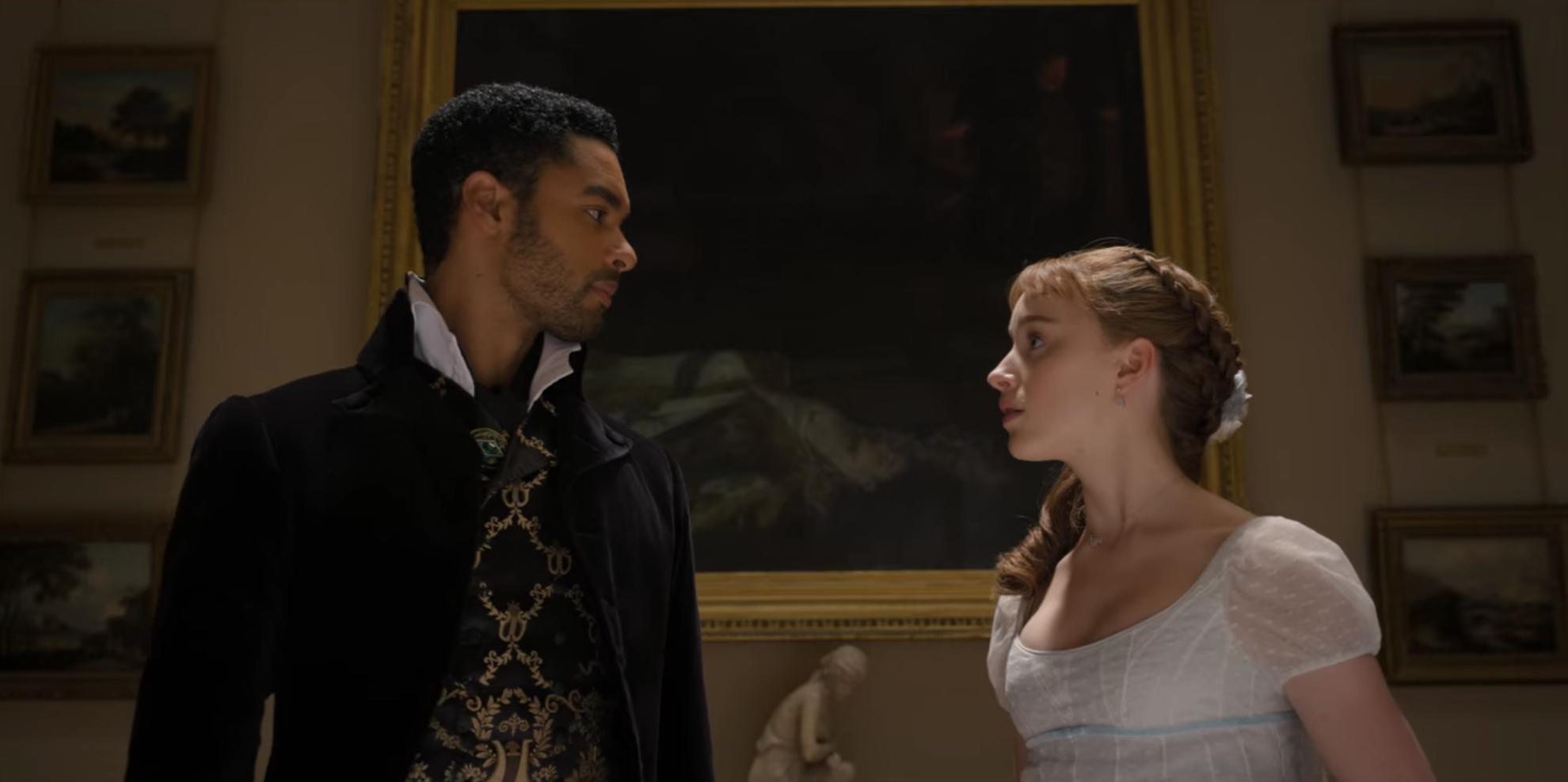 Bridgerton Episode 1x03 Review: 'The Art of the Swoon'