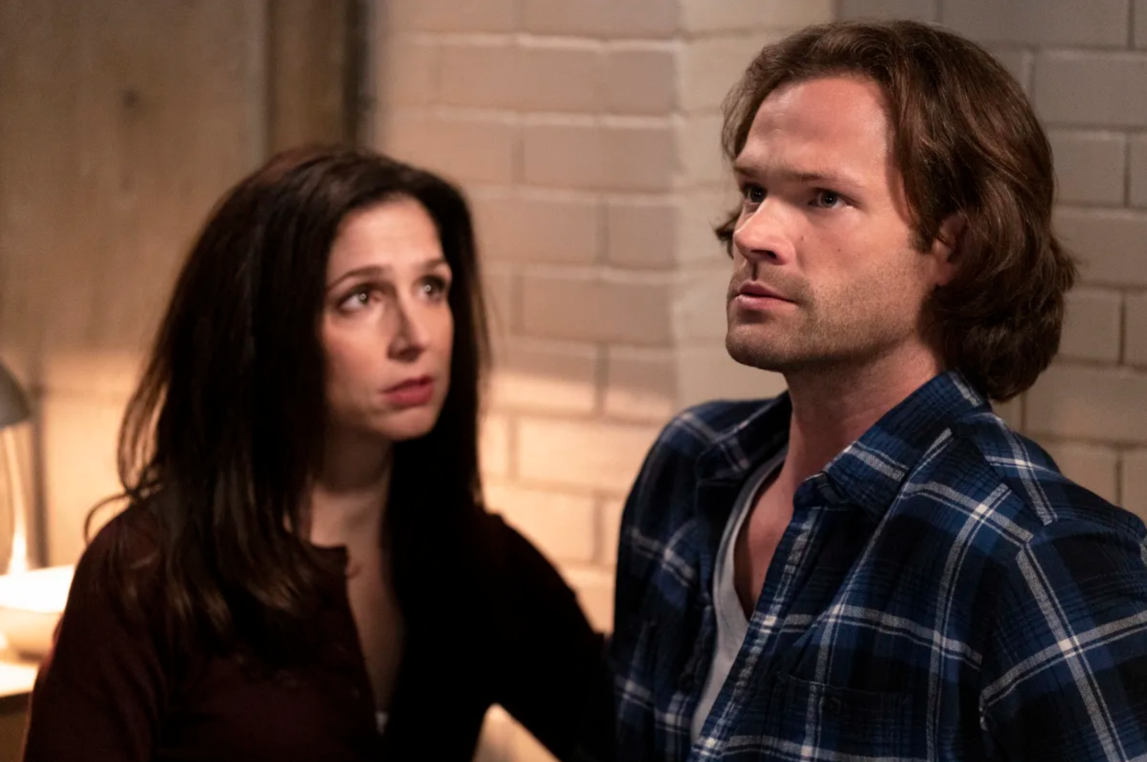 'Supernatural's Sam Winchester Married Eileen Leahy, Period