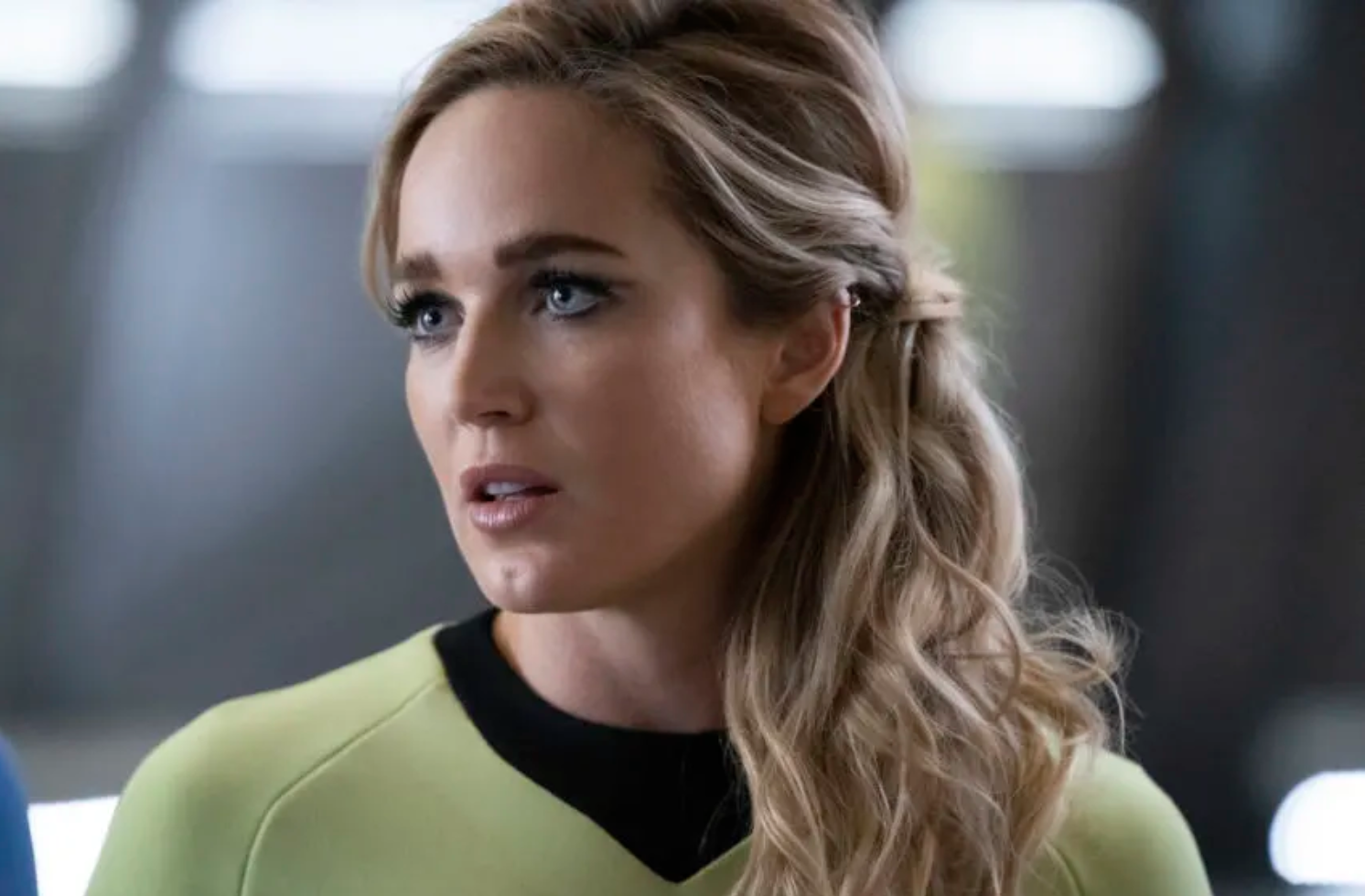 Queerly Not Straight: Caity Lotz and Not Supporting Transphobes