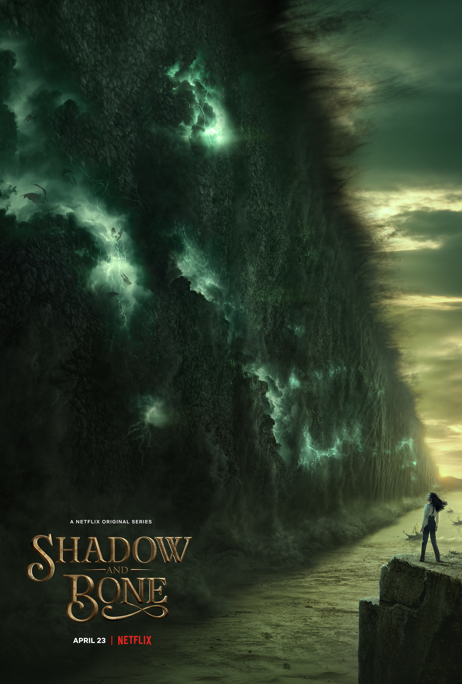 Trailer Shadow And Bone