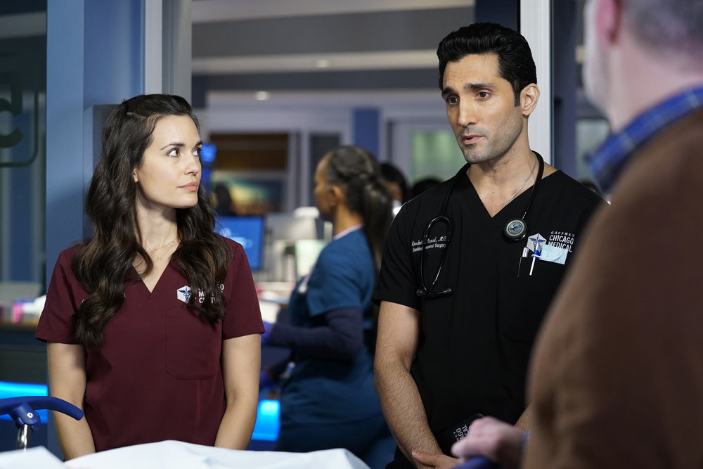 "CHICAGO MED -- ""Better Is The New Enemy Of Good"""