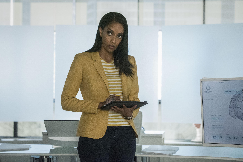 Azie Tesfai - Supergirl