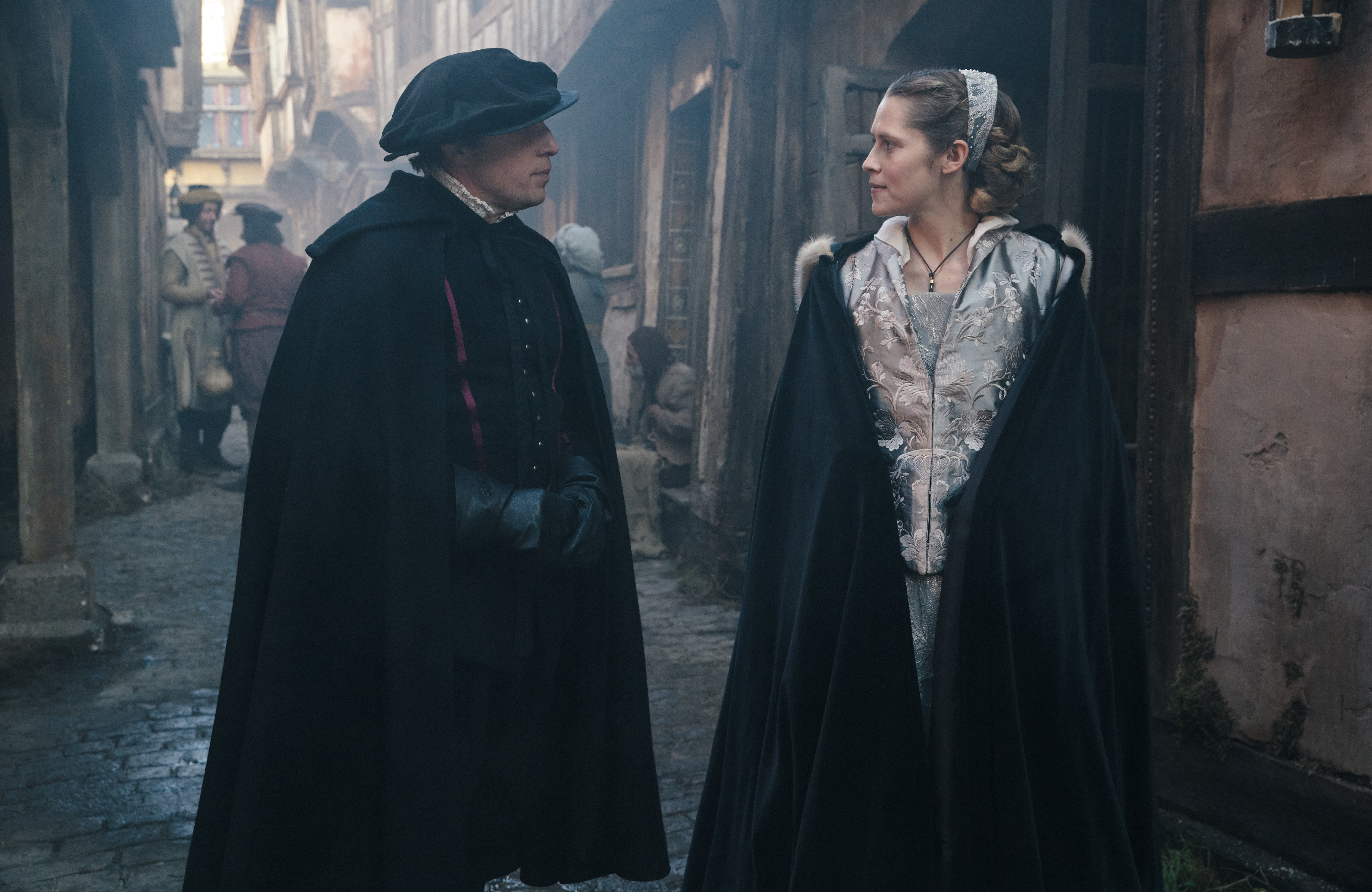 Season Finale A Discovery of Witches Promotional Photos