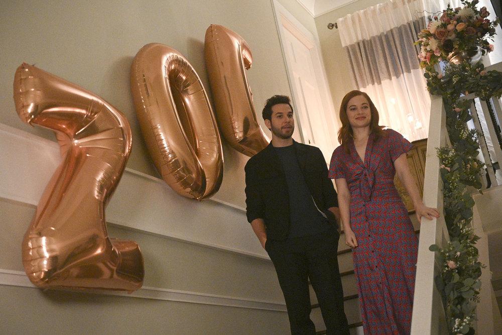 "ZOEY'S EXTRAORDINARY PLAYLIST -- ""Zoey's Extraordinary Birthday"" Episode 208"