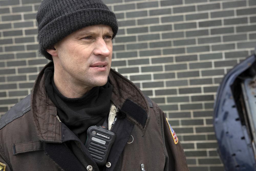 "CHICAGO FIRE -- ""Escape Route"" Episode 908"
