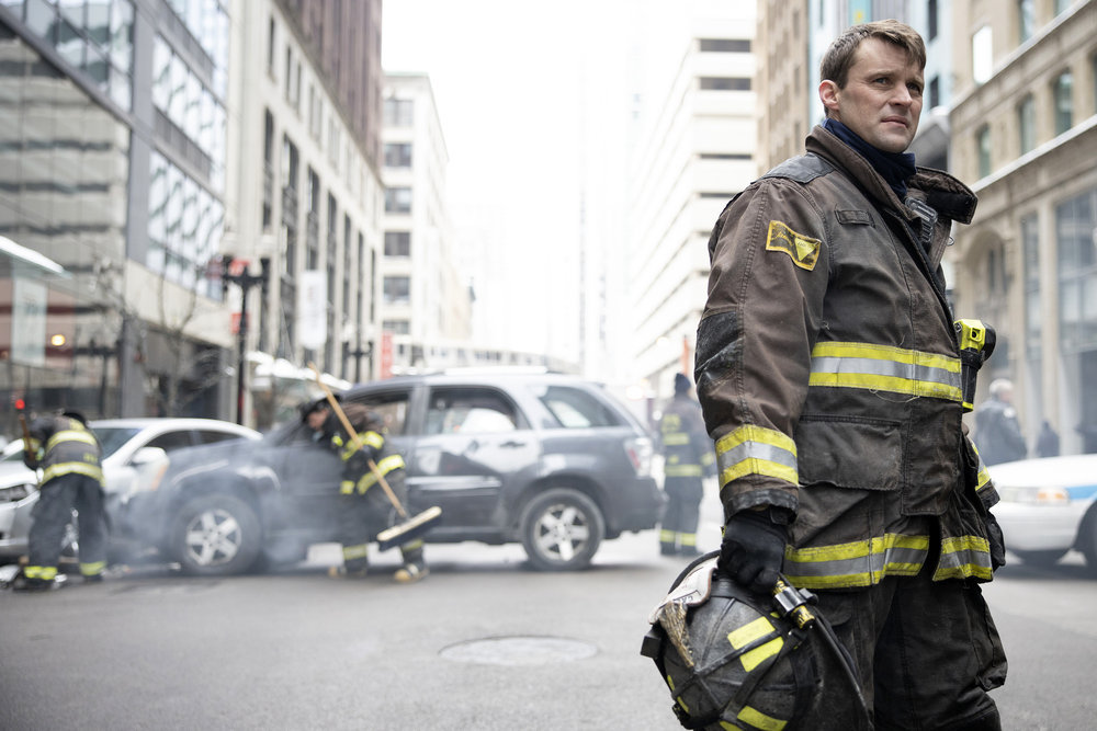 """CHICAGO FIRE -- """"Double Red"""" Episode 909"""
