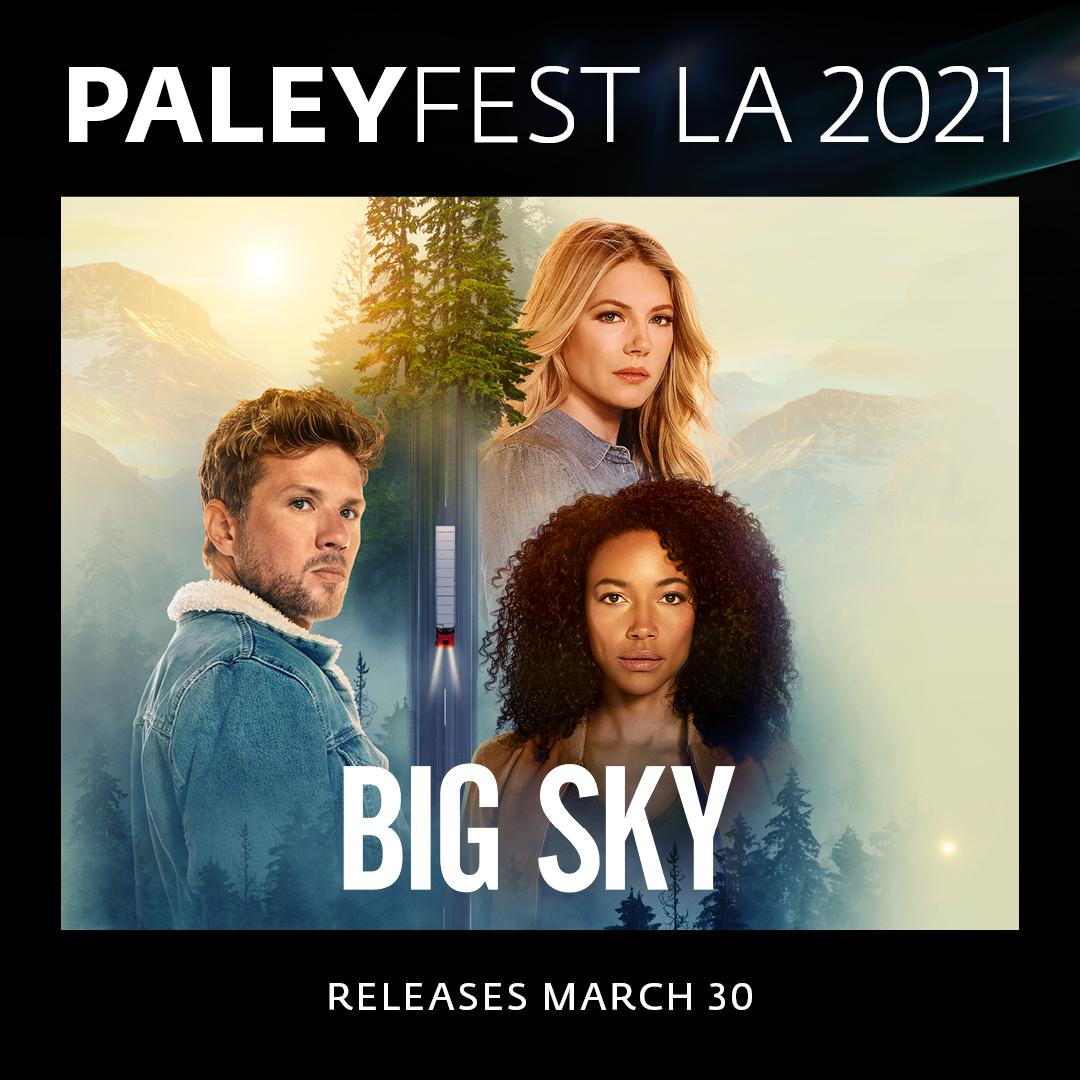 Paley Fest 2021 Big Sky
