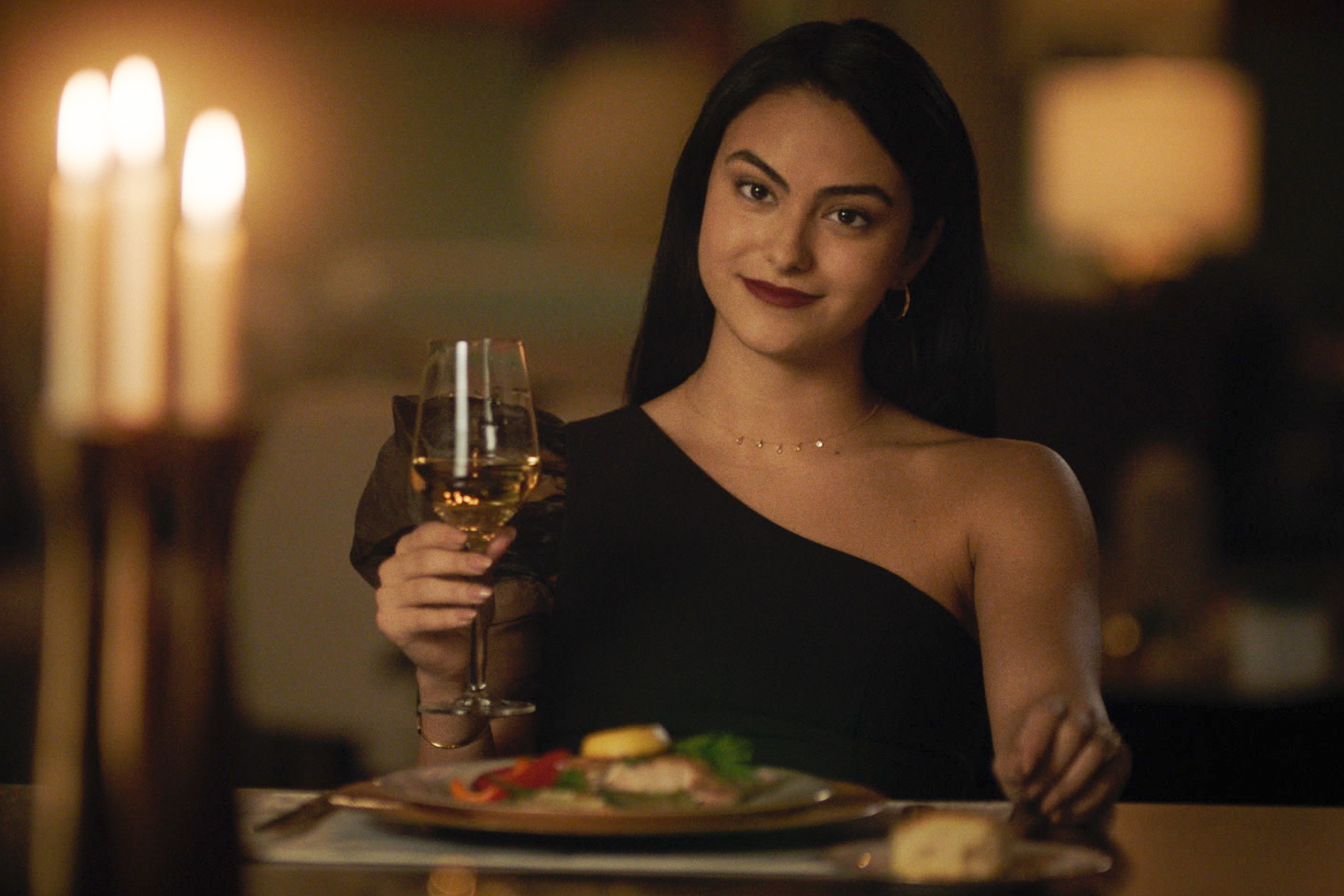 Camila Mendes as Veronica Lodge