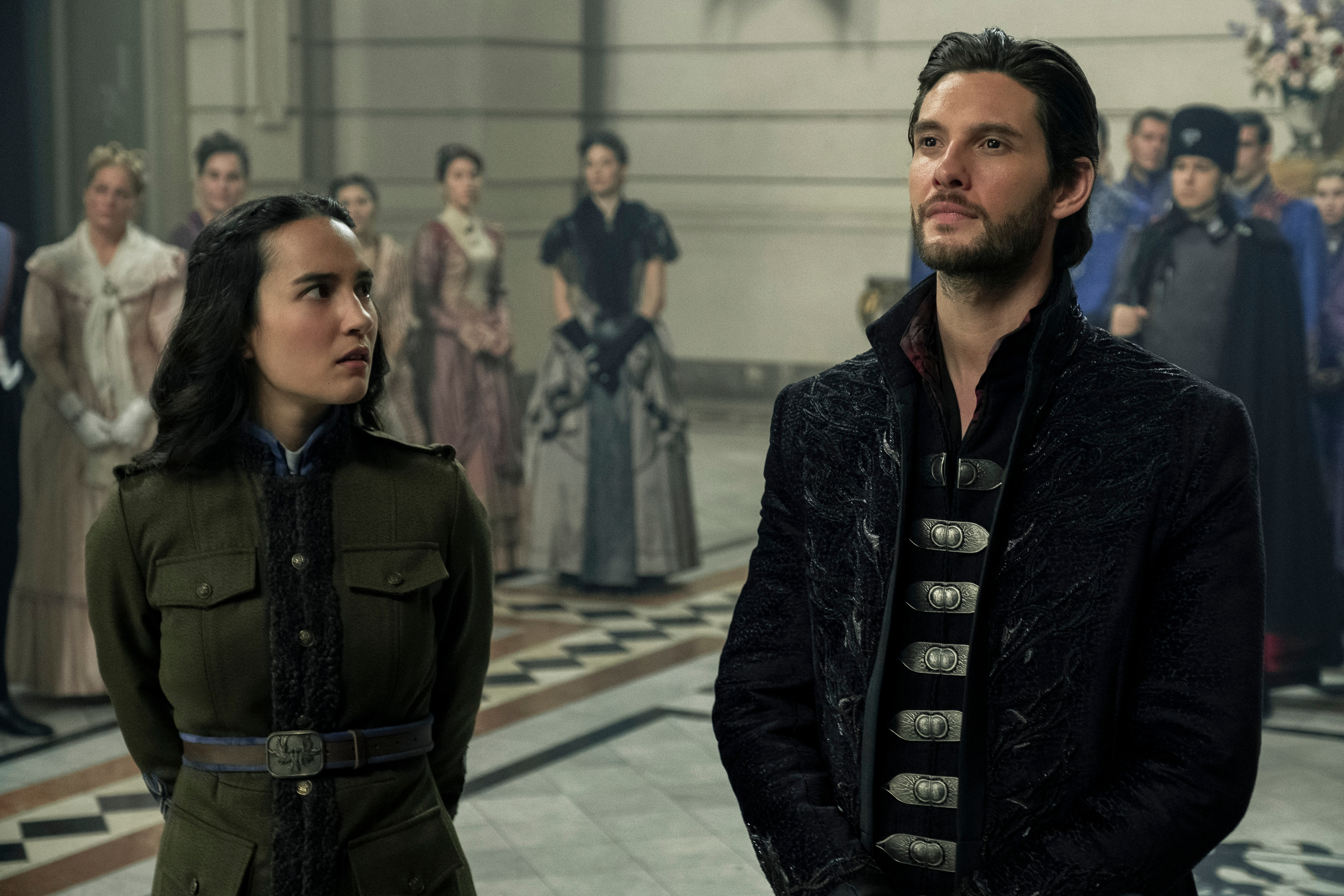 Shadow And Bone 1x03 The Making at the Heart of the World: 5 Scenes You Can't Miss