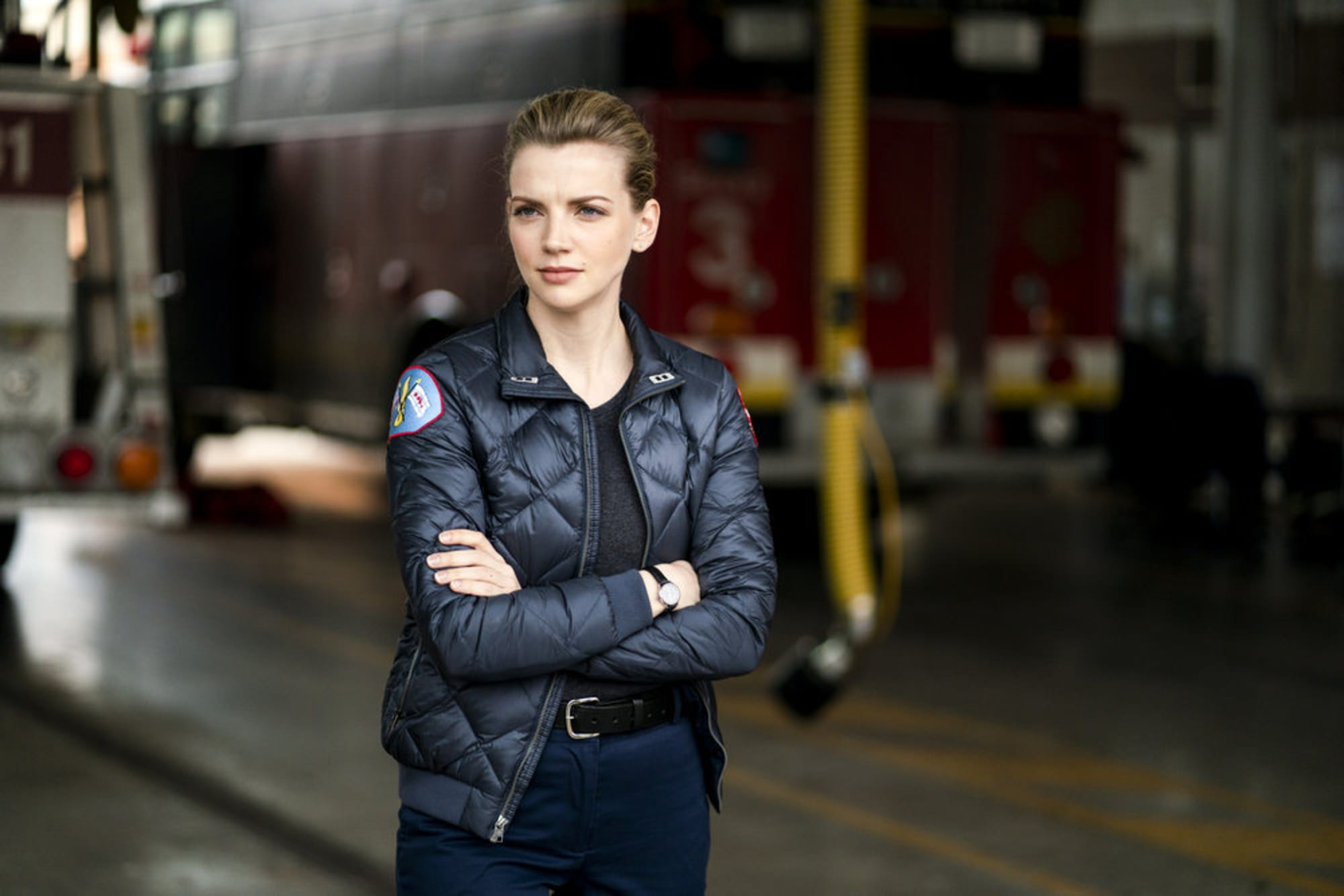 Sylvie Brett Chicago Fire