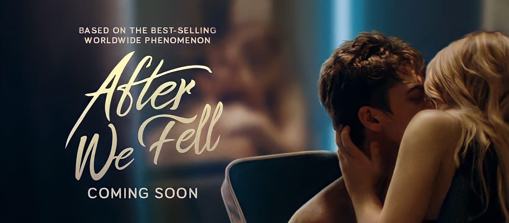 After We Fell' Movie Poster Released | Fangirlish