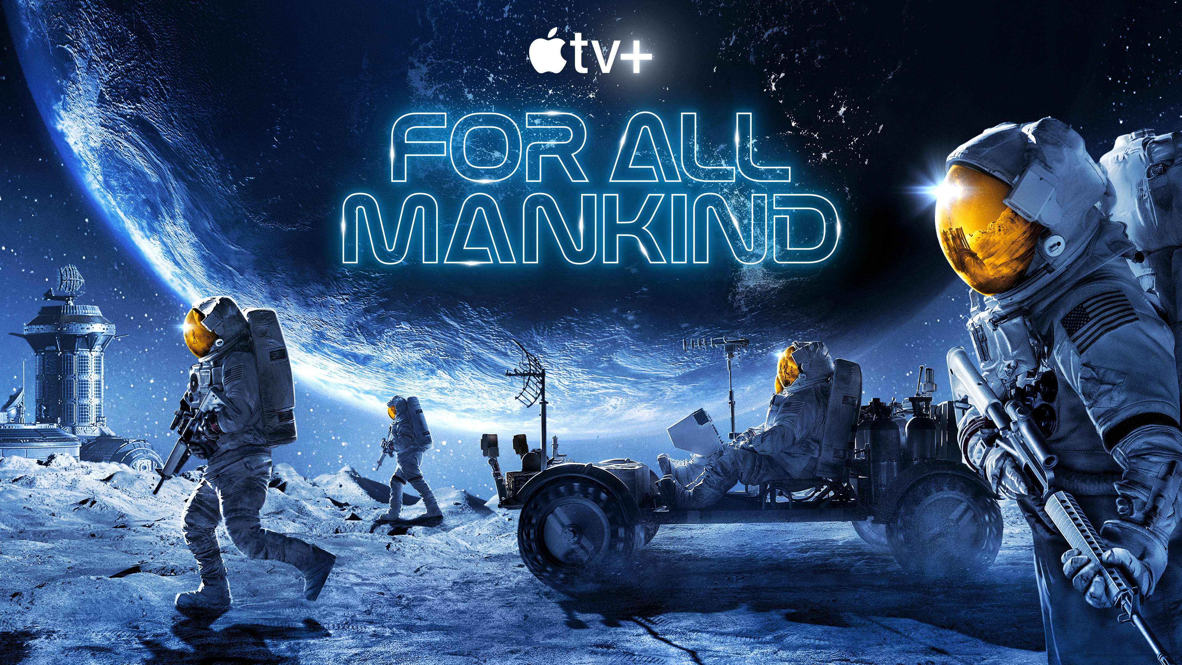 For All Mankind Key Art