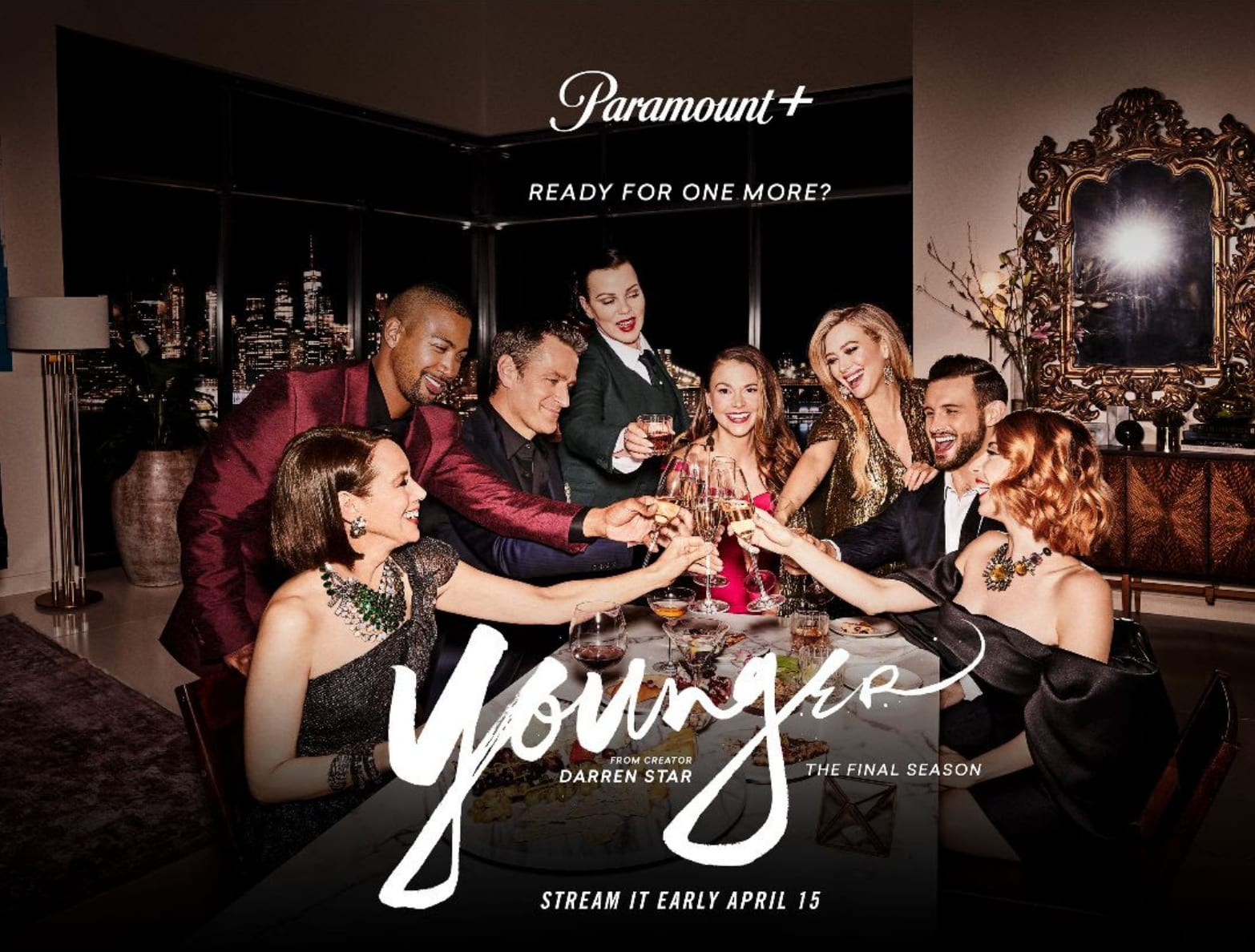 'Younger' Releases The First Look For Its Final Season