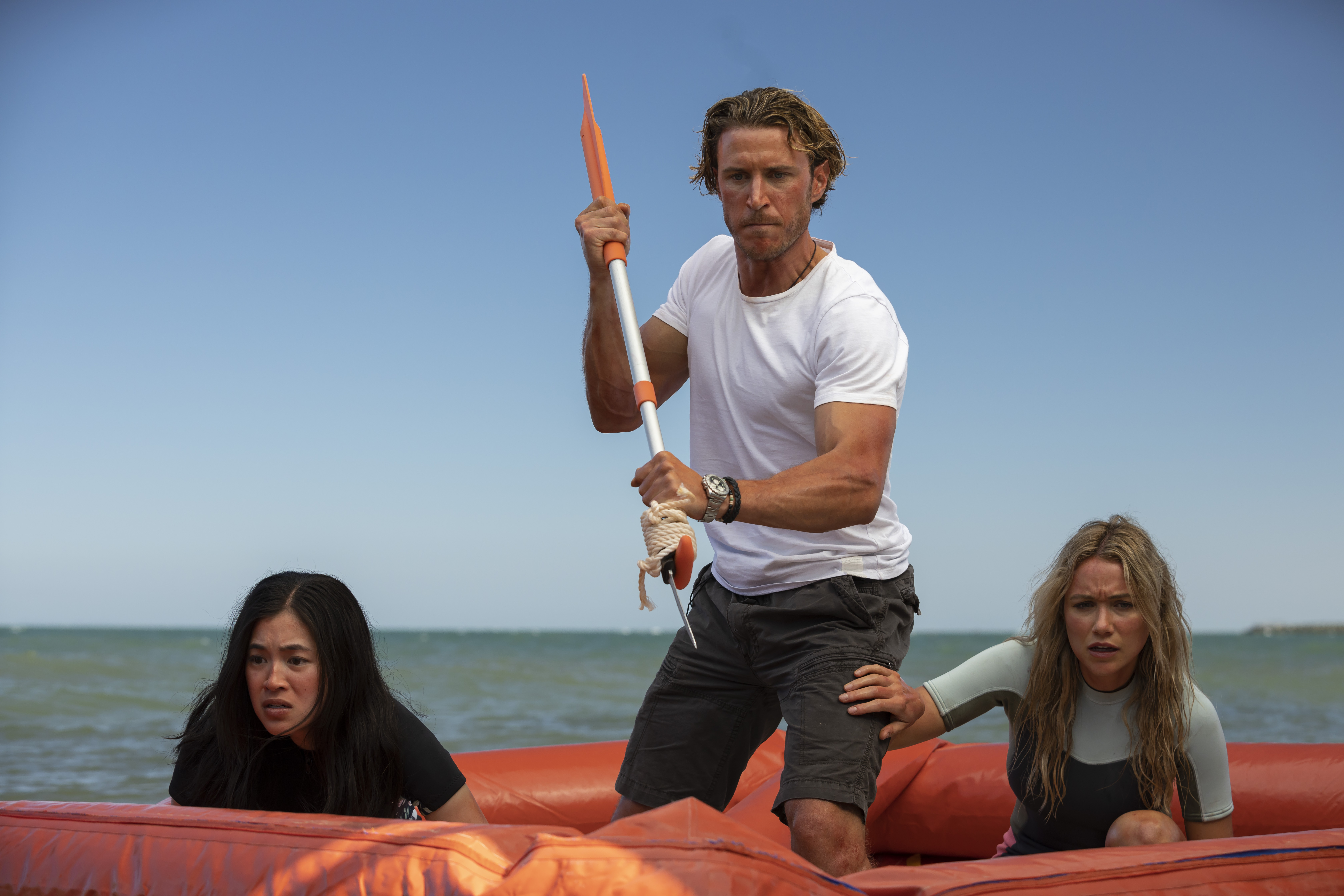 Great White' North American Rights Acquire By RLJE Films & Shudder