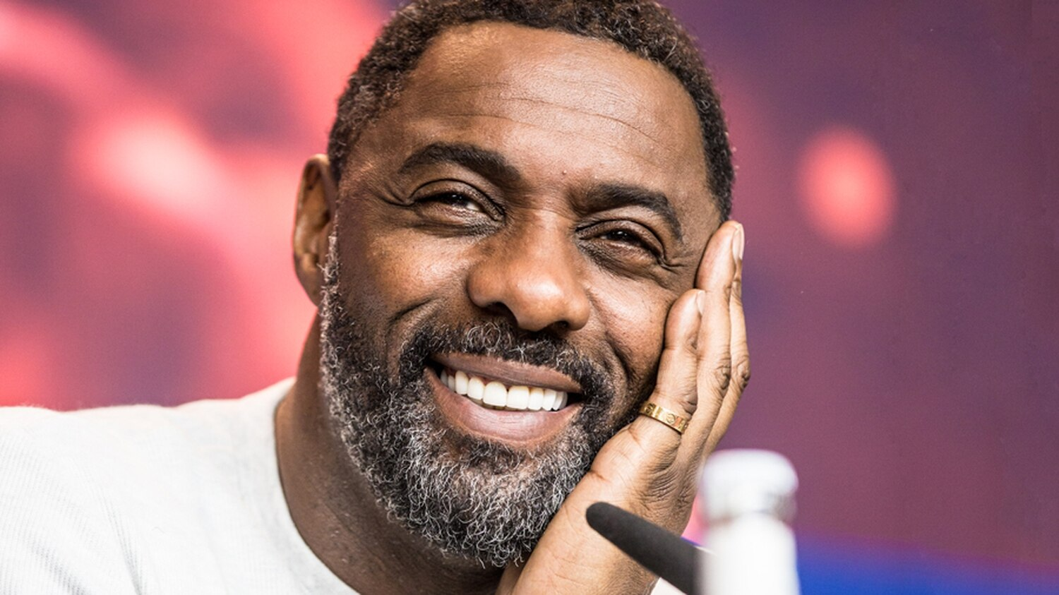 Why Isn't Idris Elba Putting You to Sleep Like He is For Us?