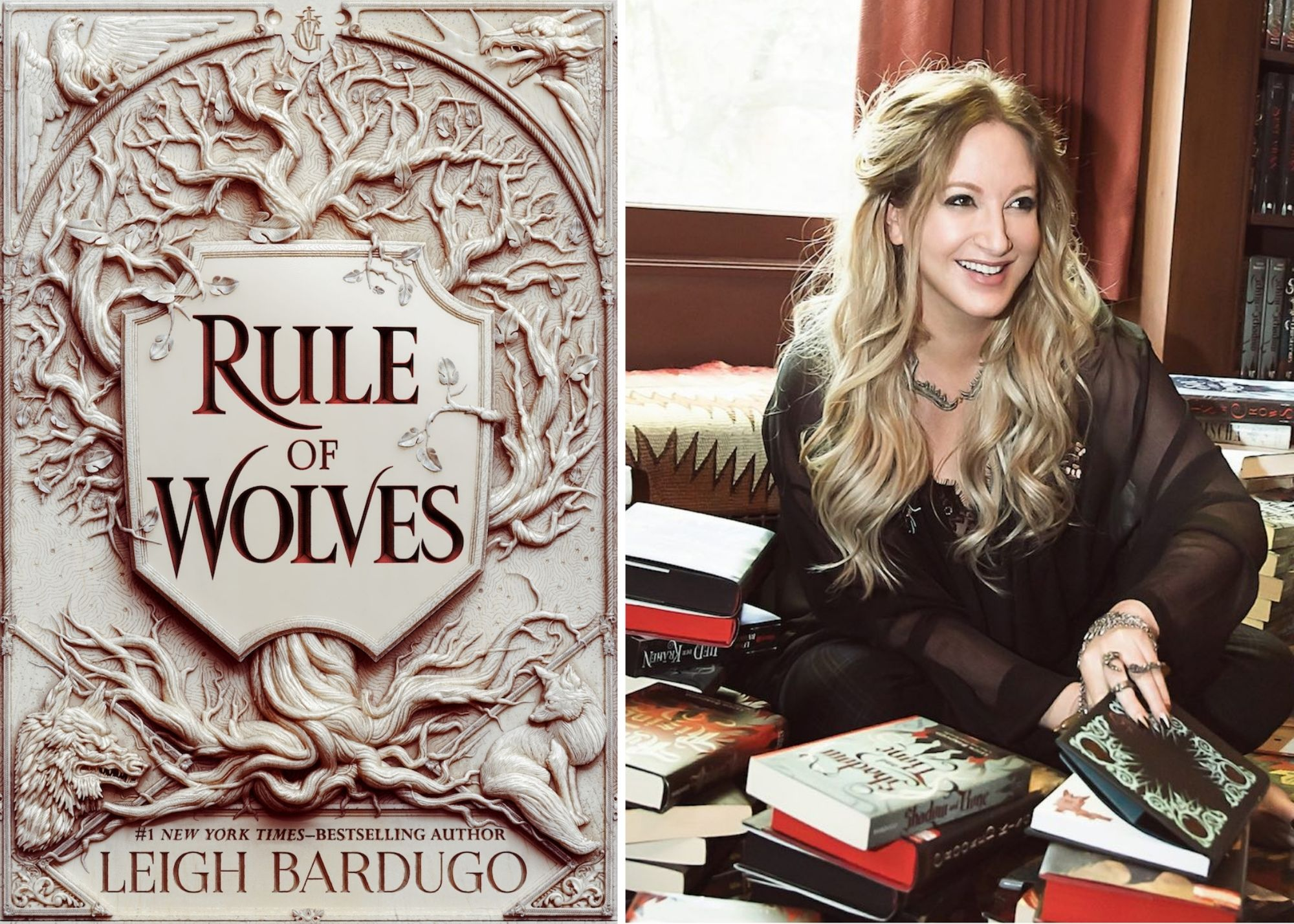 Book Review: 'Rule of Wolves' by Leigh Bardugo