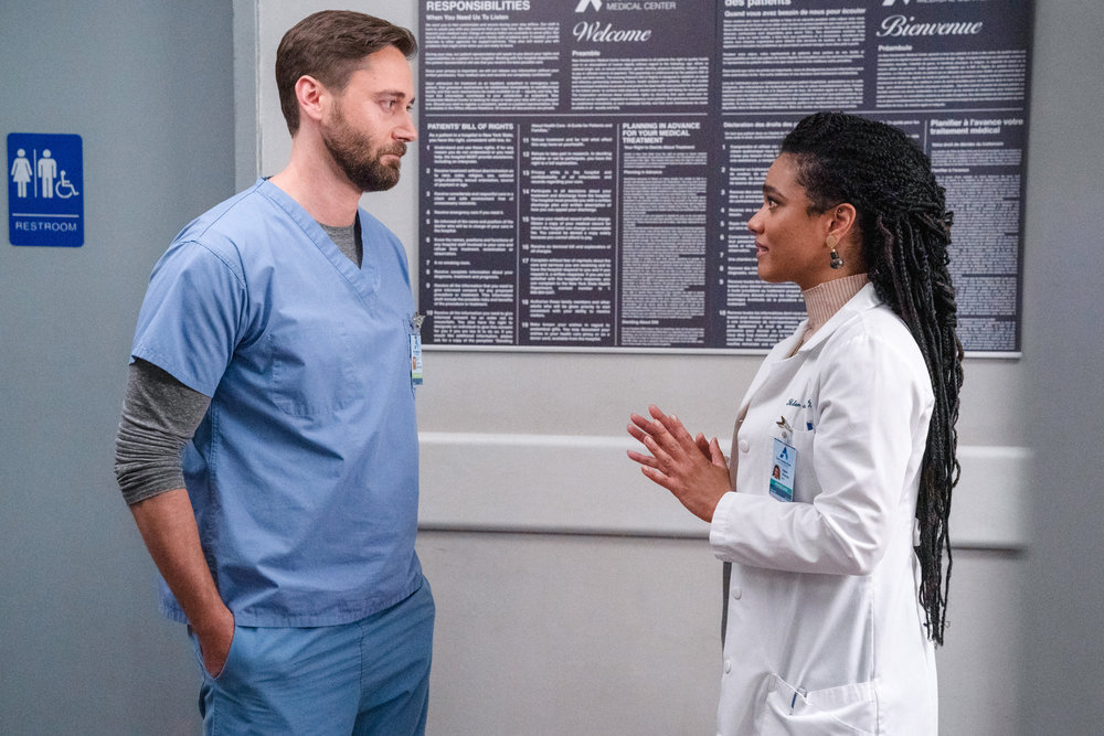 """NEW AMSTERDAM -- """"Why Not Yesterday"""" Episode 306"""