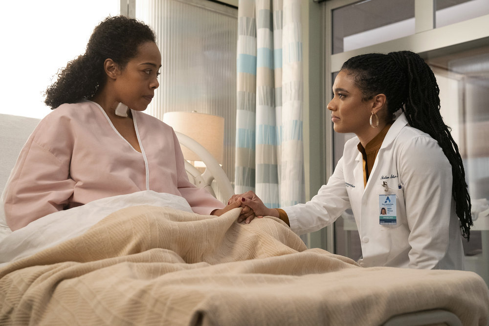 """NEW AMSTERDAM -- """"Disconnected"""" Episode 309"""