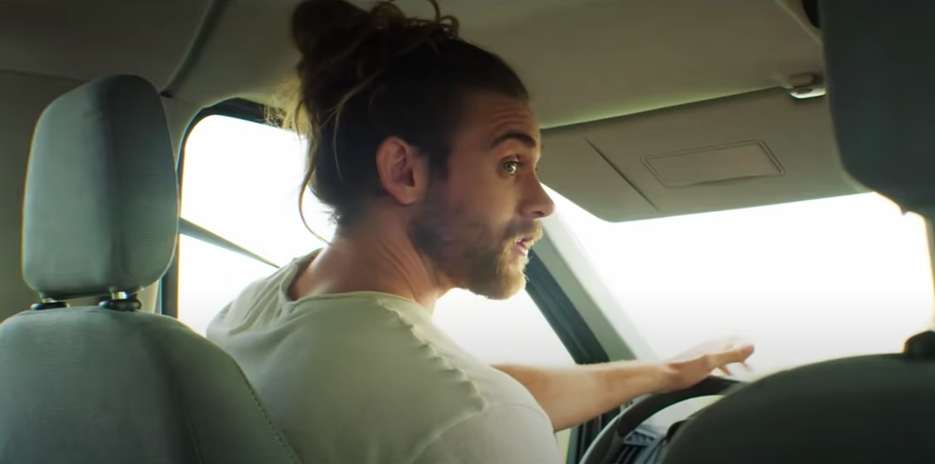 INTERVIEW: 'The Resort' Star Brock O'Hurn Talks Horror, Fun Times Filming, and Finding Himself in 2021