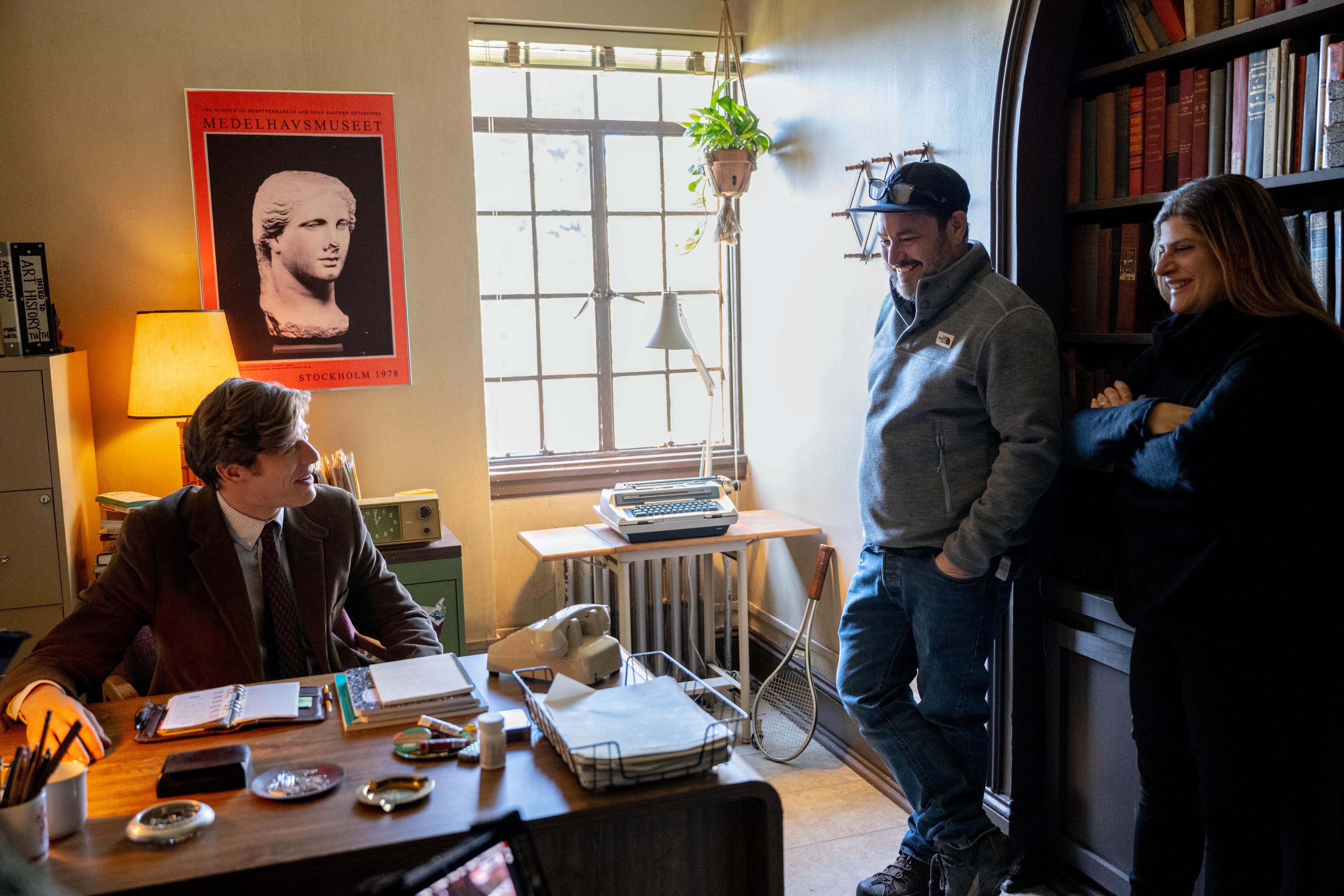 EXCLUSIVE: Filmmakers Robert Pulcini and Shari Springer Berman Talks 'Things Heard And Seen'