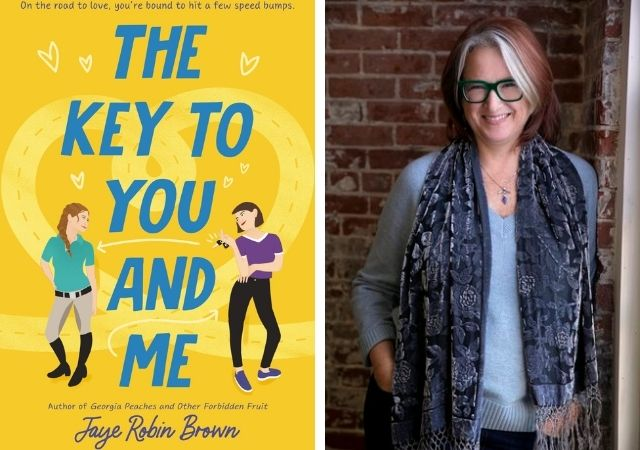 Book Review: 'The Key to You and Me' by Jaye Robin Brown