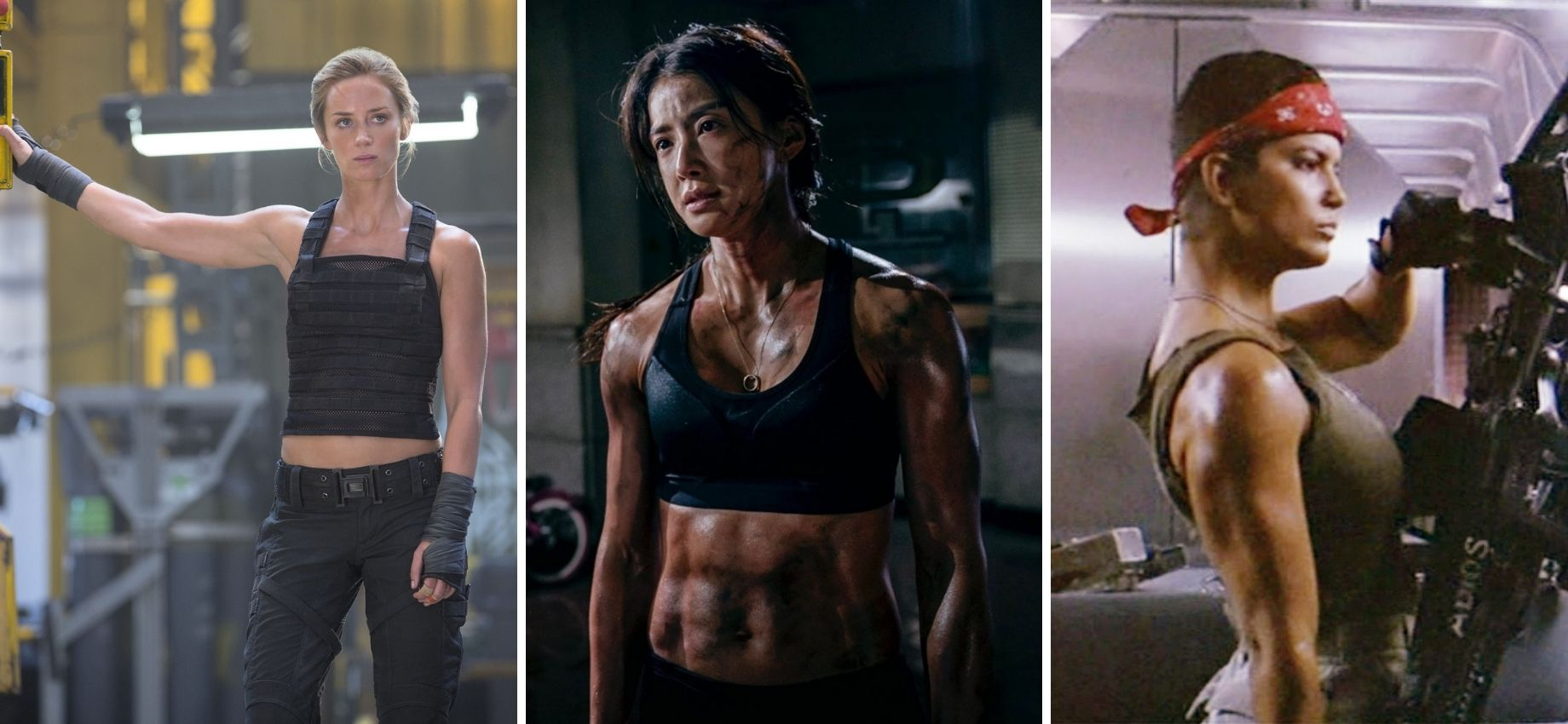 5 Actresses Who Made Us Swoon with Their Buff Arms