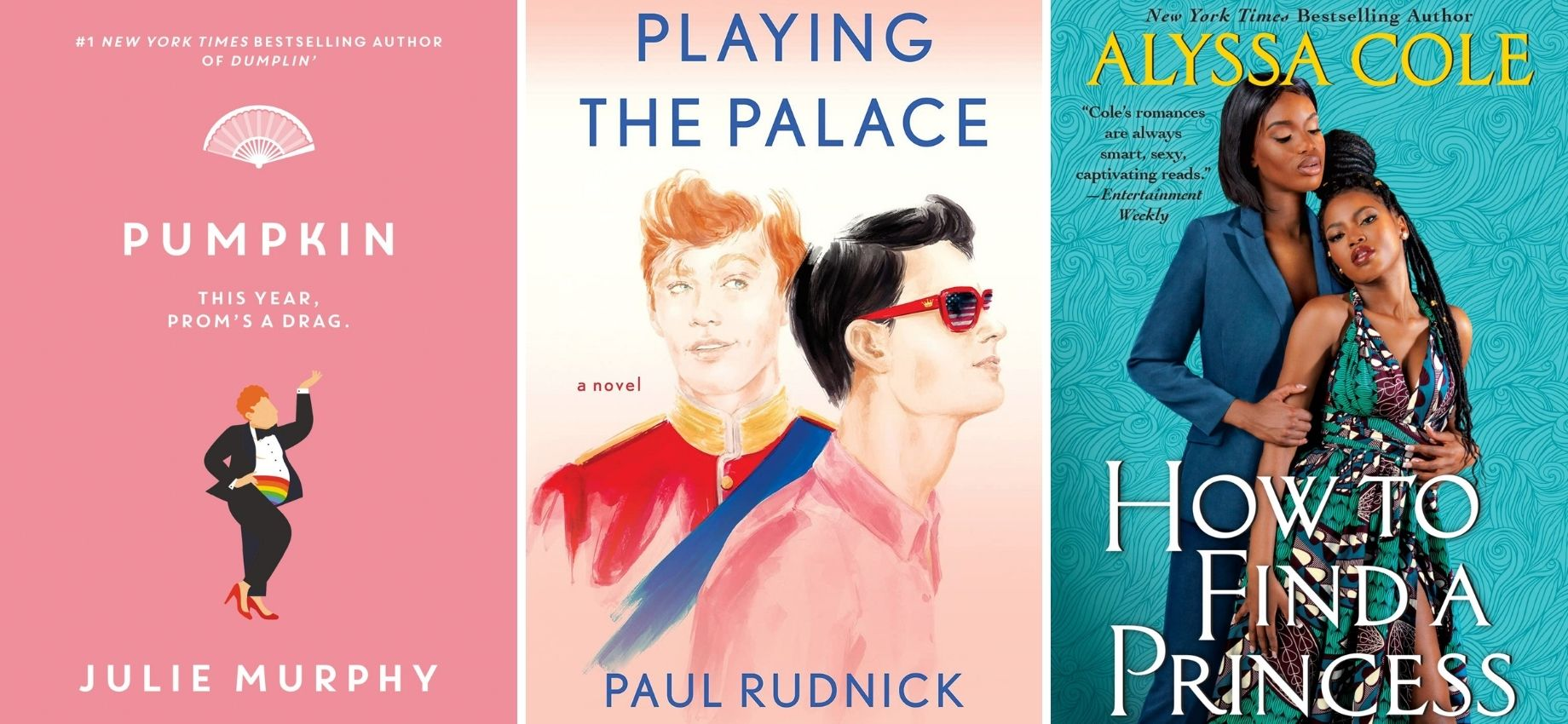 Queerly Not Straight: 10 LGBTQ+ Books You Should Read This May