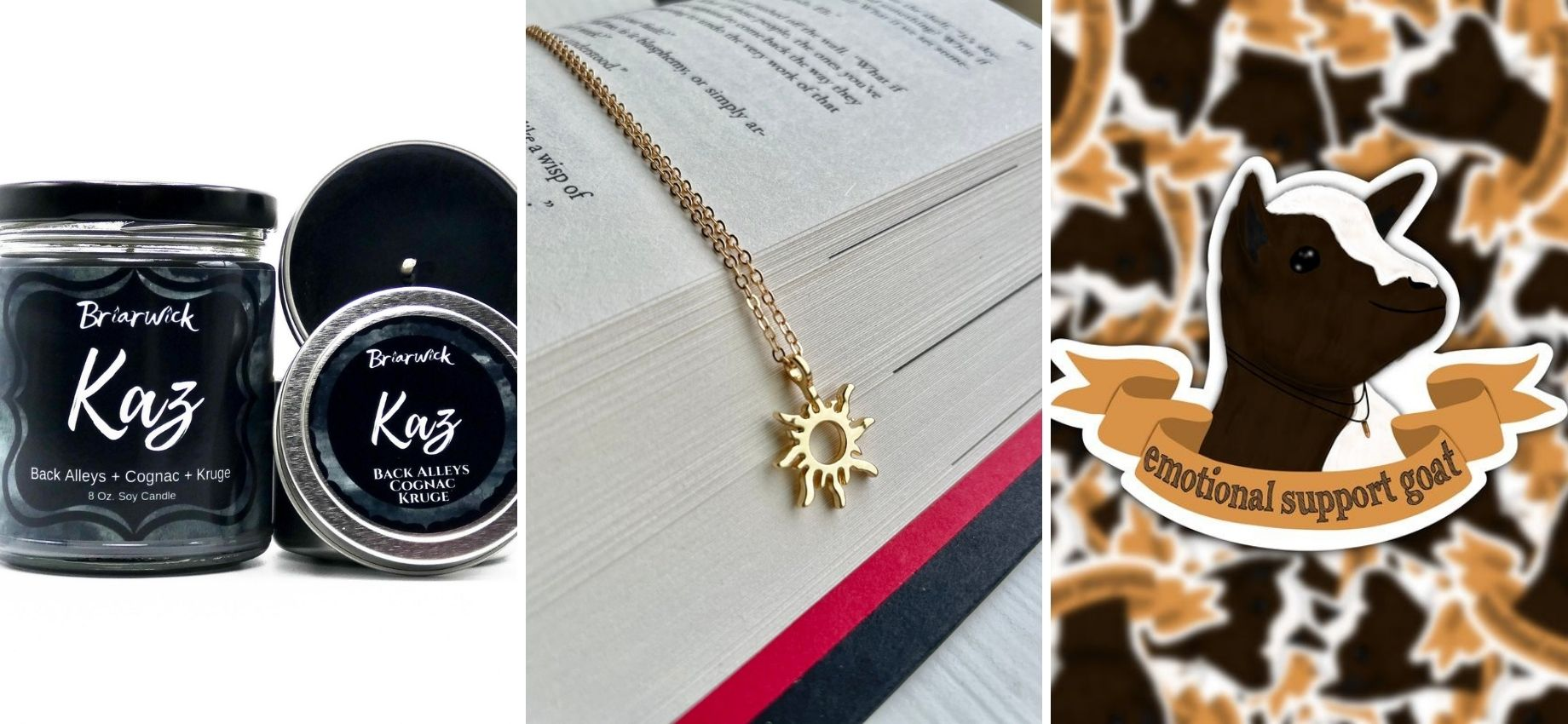 7 'Shadow and Bone' Themed Items You Should Check Out on Etsy